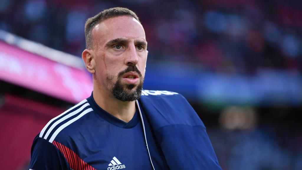 Franck Ribéry soll eine handfeste Auseinandersetzung nach dem Spiel beim BVB gehabt haben