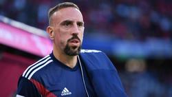 Franck Ribéry fehlt dem FC Bayern München in Athen