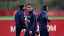 Wird United vermutlich lange fehlen: Alexis Sánchez
