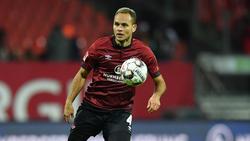 Ewerton konnte vor dem BVB-Spiel nur leicht trainieren