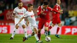 Das Rückspiel zwischen Duisburg und Köln wurde terminiert