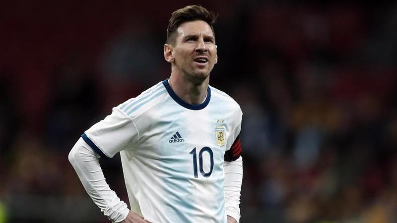 Lionel Messi hat mit Argentiniens Nationalmannschaft noch keinen großen Titel geholt