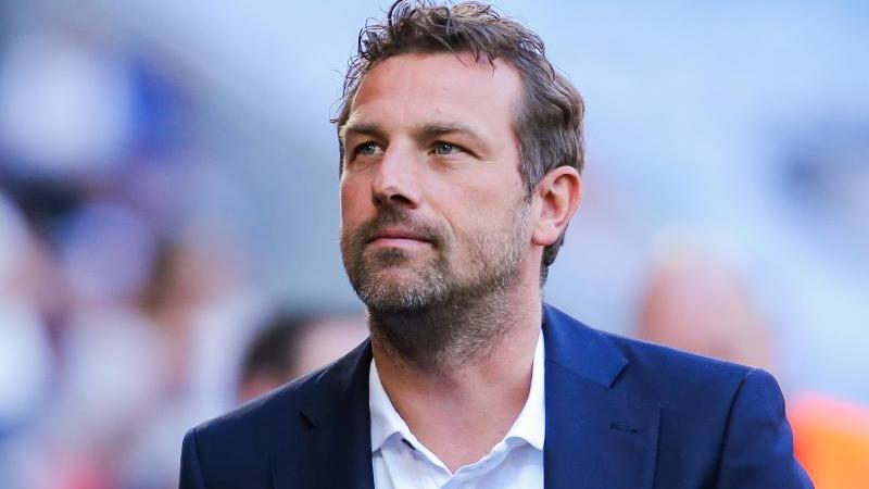 Markus Weinzierl steht beim VfB vor absolut ungewisser Zukunft