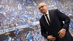 HSV-Finanzchef Frank Wettstein sieht seinen Verein nicht in der Schuldenfalle
