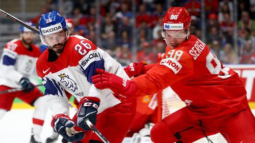 Russland hat sich WM_Bronze gesichert