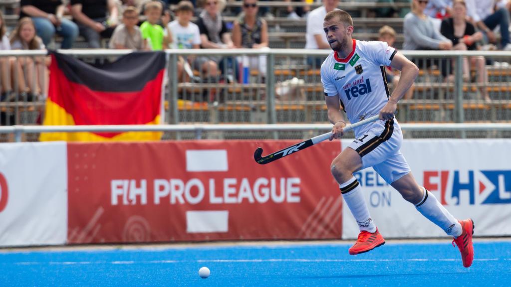 Die deutschen Hockey-Männer besiegten Neuseeland im Penaltyschießen