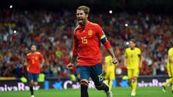 Sergio Ramos sigue agrandando su leyenda.