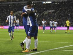 Jesús Corona su gol anotado en el minuto 65. (Foto: Imago)