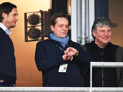 Horst Heldt reist mit Hannover 96 zum 1. FC Köln