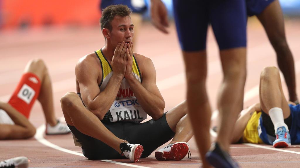 Leichtathletik WM 2019: Niklas Kaul, König von Katar
