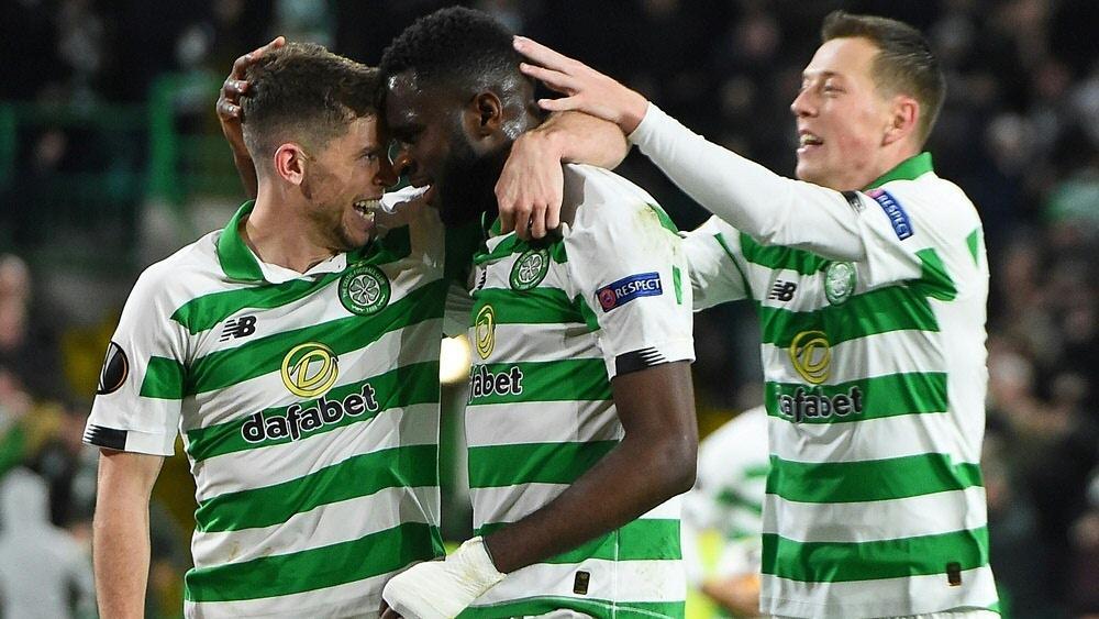 Souveräner Erfolg für Celtic