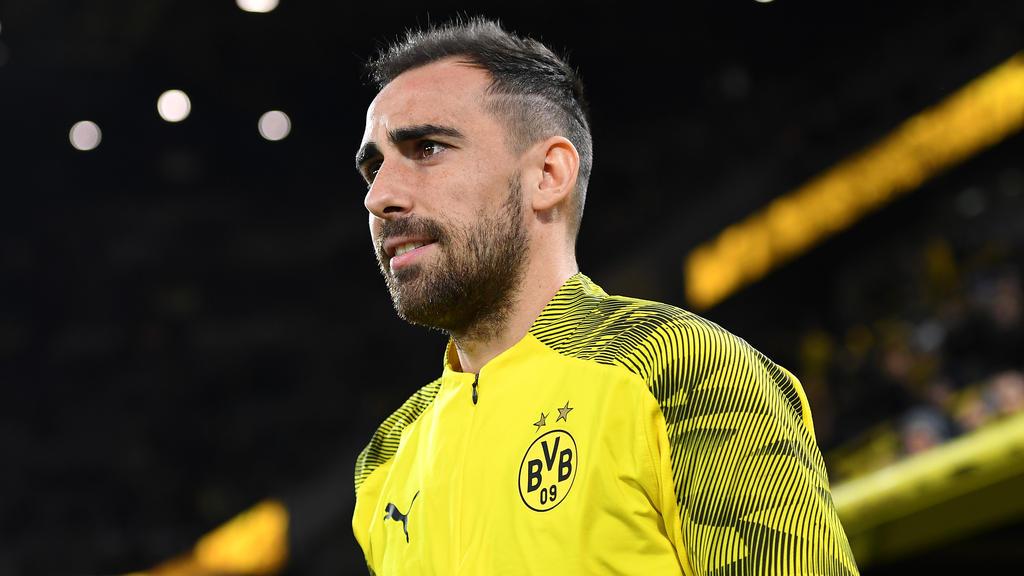 Verlässt Paco Alcácer den BVB?