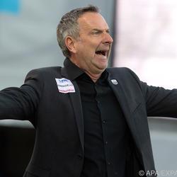 LASK-Coach Dominik Thalhammer will gegen Rapid drei Punkte mitnehmen