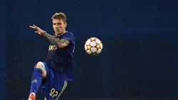 Kristijan Jakic ist in den Fokus von Eintracht Frankfurt gerückt