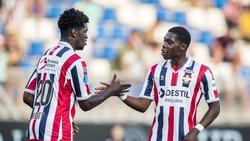 Kwasi Wriedt und Derrick Köhn konnten sich beim FC Bayern nicht durchsetzen und spielen nun für Willem II