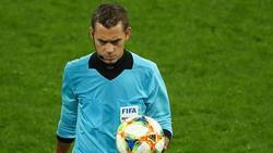 Leitet das Spiel des FC Bayern München gegen den FC Chelsea: Clément Turpin