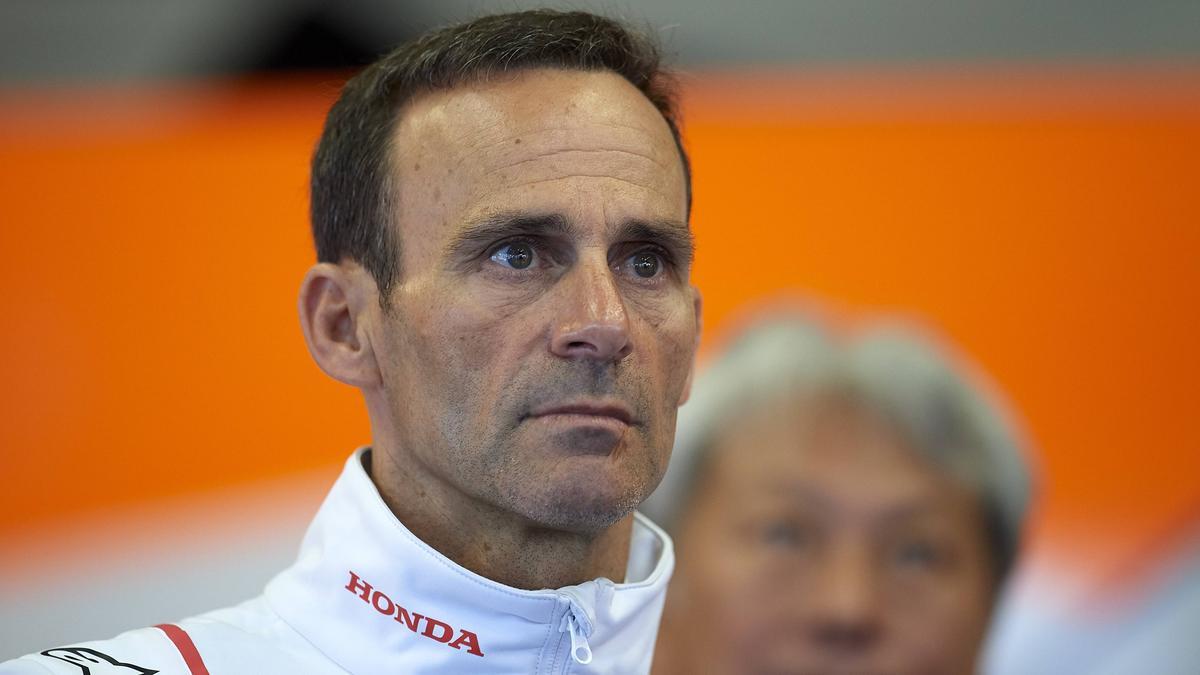 Alberto Puig ist Teamchef bei Repsol Honda