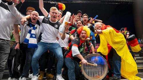 2027 findet die Männer-WM in Deutschland statt