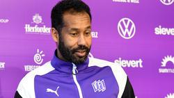 Osnabrücks Trainer Daniel Thioune sorgt sich vor der Wiederaufnahme des Spielbetriebs
