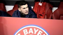 Lucas Hernández kommt beim FC Bayern nicht wirklich in Tritt