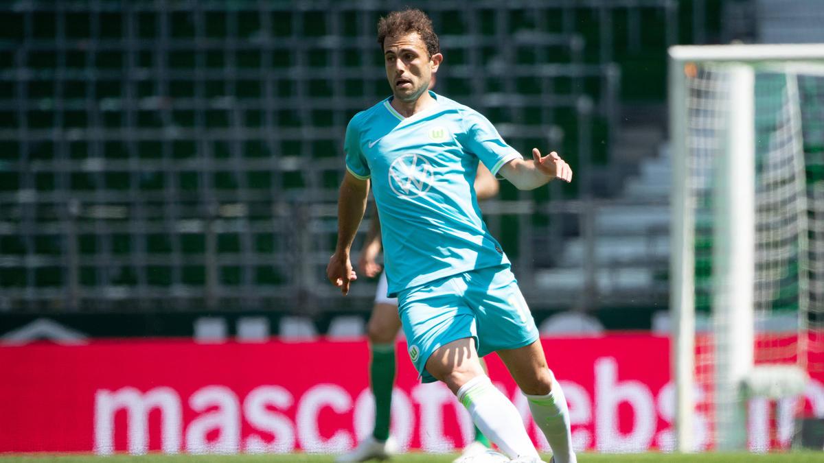 Admir Mehmedi fehlt Wolfsburg in den nächsten Partien