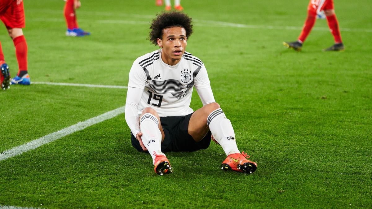 Leroy Sané wird immer wieder mit dem FC Bayern in Verbindung gebracht
