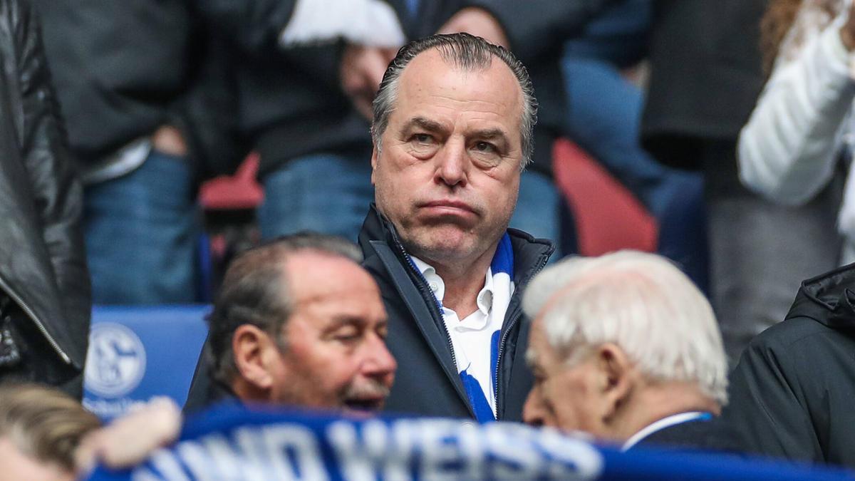 Umstrittener Klub-Boss des FC Schalke 04: Clemens Tönnies