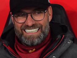 """Liverpool-Trainer Klopp: """"Konzentrieren uns ausschließlich aus Fußball"""""""