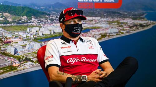Ein Urgestein der Formel 1: Kimi Räikkönen