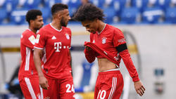 Die Stars des FC Bayern wirkten in Hoffenheim müde