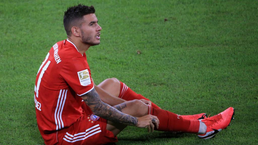 Lucas Hernández bleibt beim FC Bayern