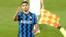 Wechselte im Sommer vom BVB zu Inter: Achraf Hakimi