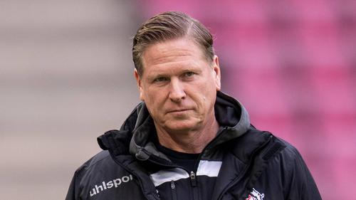 Markus Gisdol steht mit dem 1. FC Köln im Tabellenkeller der Bundesliga