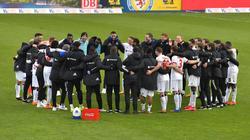 Beim HSV setzten die Protagonisten derzeit voll auf den Teamspirit
