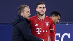 """Der Umgang von Hansi Flick mit Lucas Hernández sorgt angeblich für """"Reibungen"""" beim FC Bayern"""