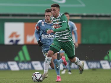 Melih İbrahimoğlu sucht in den Niederlanden sein Glück