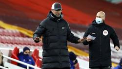Jürgen Klopp kassierte mit dem FC Liverpool eine Pleite gegen Thomas Tuchel und Chelsea