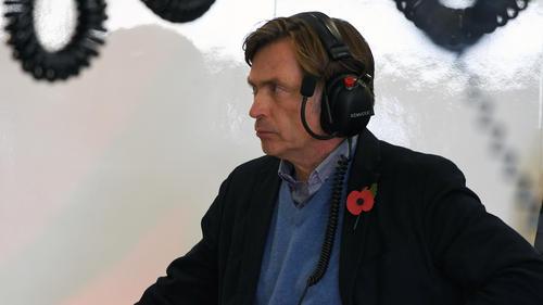 Jost Capito ist neuer Geschäftsführer des Williams-Teams