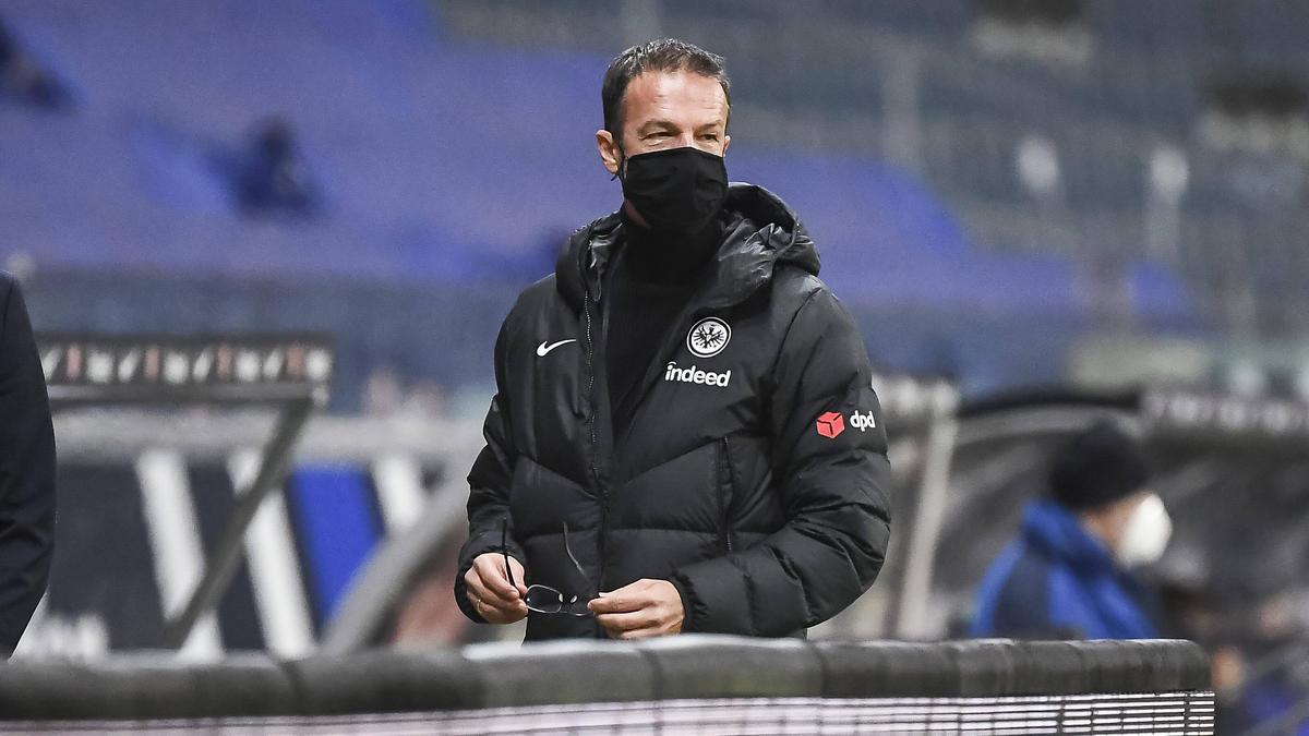 Fredi Bobic wechselt wohl von Eintracht Frankfurt zu Hertha BSC