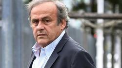 Michel Platini wurde wegen des Verdachts auf Korruption befragt