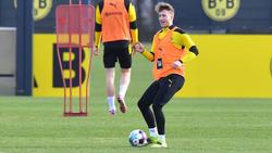 Marco Reus drängt zurück ins Team beim BVB