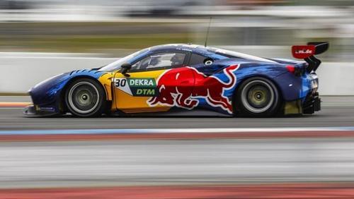 Am absoluten Limit: Die DTM reizt die GT3-Boliden aus und sorgt für Topzeiten