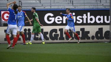 Fin Bartels traf entscheidend gegen Hannover 96