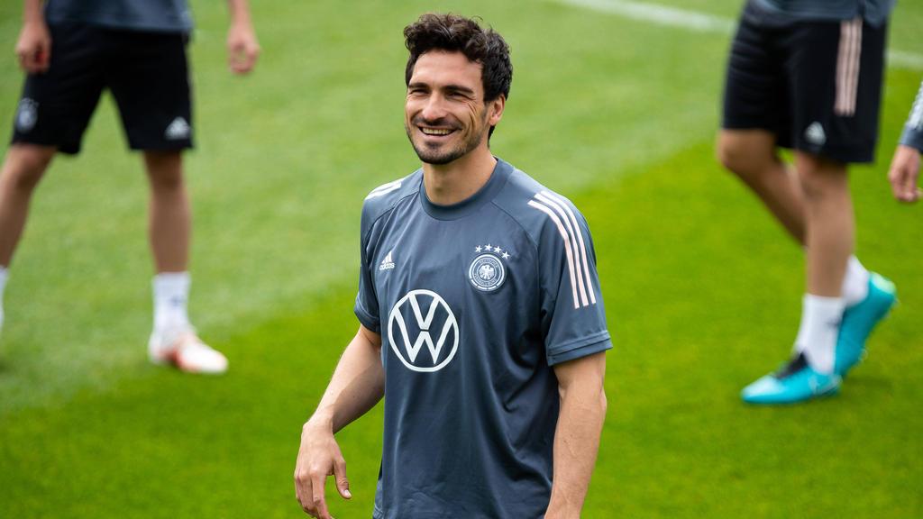 BVB-Profi Mats Hummels sieht bei Bundestrainer Joachim Löw eine besondere Motivation