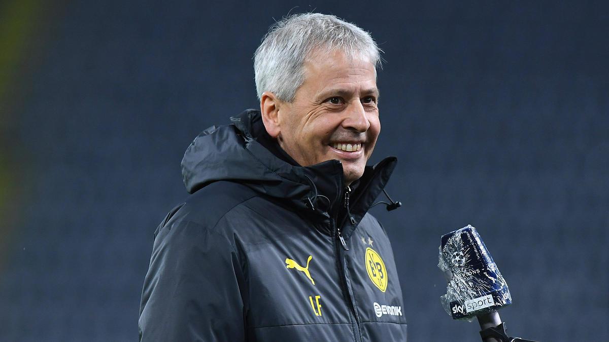 Ex-BVB-Coach Lucien Favre legt eine längere Pause ein und sagt Crystal Palace ab