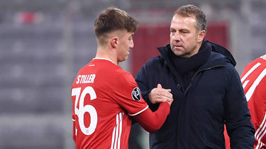 Angelo Stiller verlässt den FC Bayern genauso wie Hansi Flick