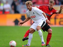 Vegar Hedenstad spielte zwischen 2012 und 2014 für den SC Freiburg