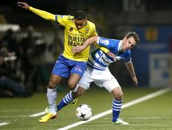 Intensiver Cupfight zwischen Cambuur und Zwolle