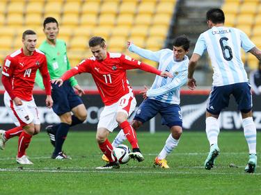 Argentina ahora dependerá de que no haya ganador en el entre Nueva Zelanda y Birmania. (Foto: Getty)