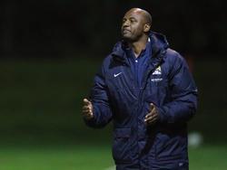 Patrick Vieira trainierte zuletzt die U21 von Manchester City